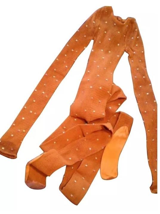 Latin Full Body Jumpsuits With Rhinestones Professional Fishnet Ballroom&Latin Dance Hard Yarn Elastic Latin Stockings PantyhoseTights   -
