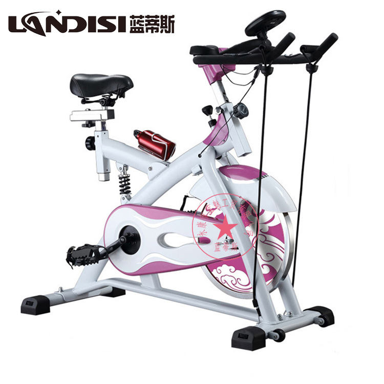 Spinning bicycle home exercise bike indoor sports bike mute dynamic weight loss pedal sports bike