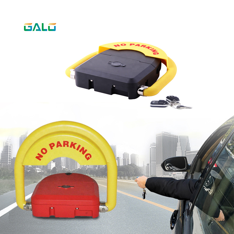 High Quality Parking Space Saver IP68 Remote Control Parking Lot Barrier/hotel And Residential Smart Parking Locks