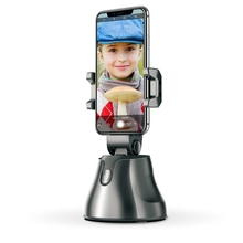 Smartphone cardan estabilizador inteligente tiro selfie vara 360 ° rotação auto face objeto de rastreamento suporte do telefone para gravação de vídeo