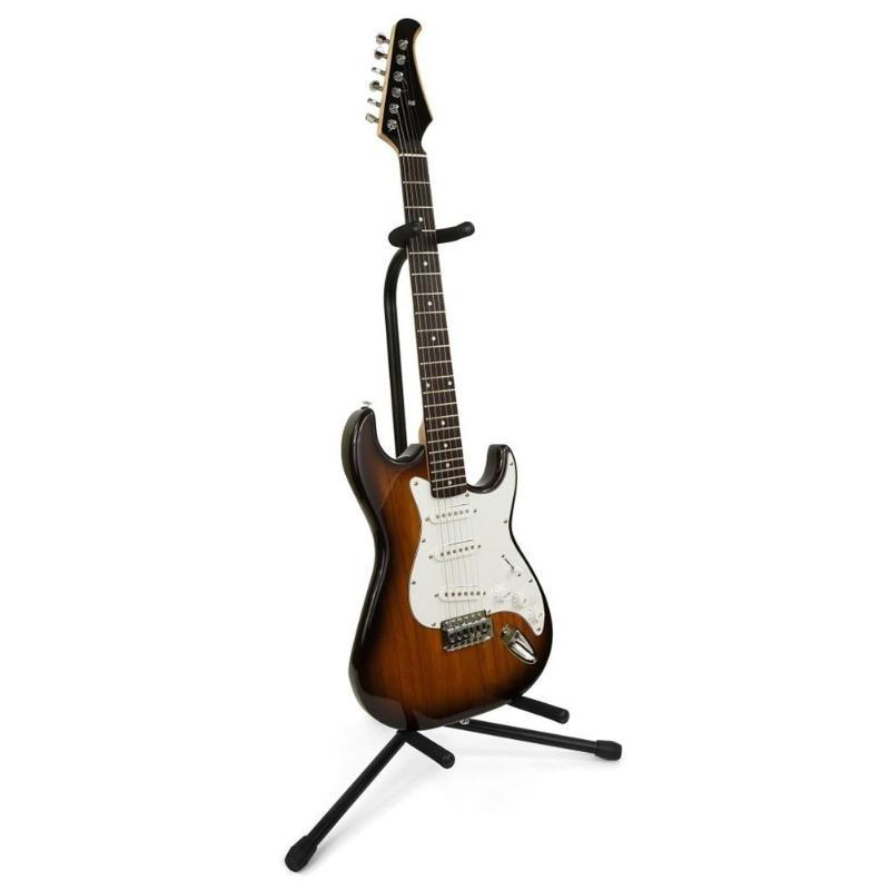 Guitar Floor Stand Delicate Design Musical Instrument Height Adjutable Holder Lute Electric Guitar Rack Bass Display Bracket