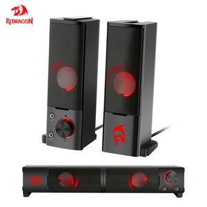Redragon Sound-Bar Loudspeakers Notebook Computer TV Stereo-Surround Music Home Column