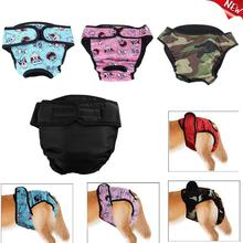 Pets Dogs Physiological Pants Sanitary Diaper Female Dog Shorts Panties Menstruation Underwear Briefs Dog Menstruation Shorts
