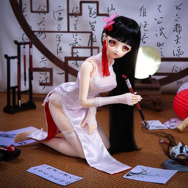 Luts Amy 1/3 Doll BJD SD Model luts Littlemonica Supergem Dollmore Anime Face