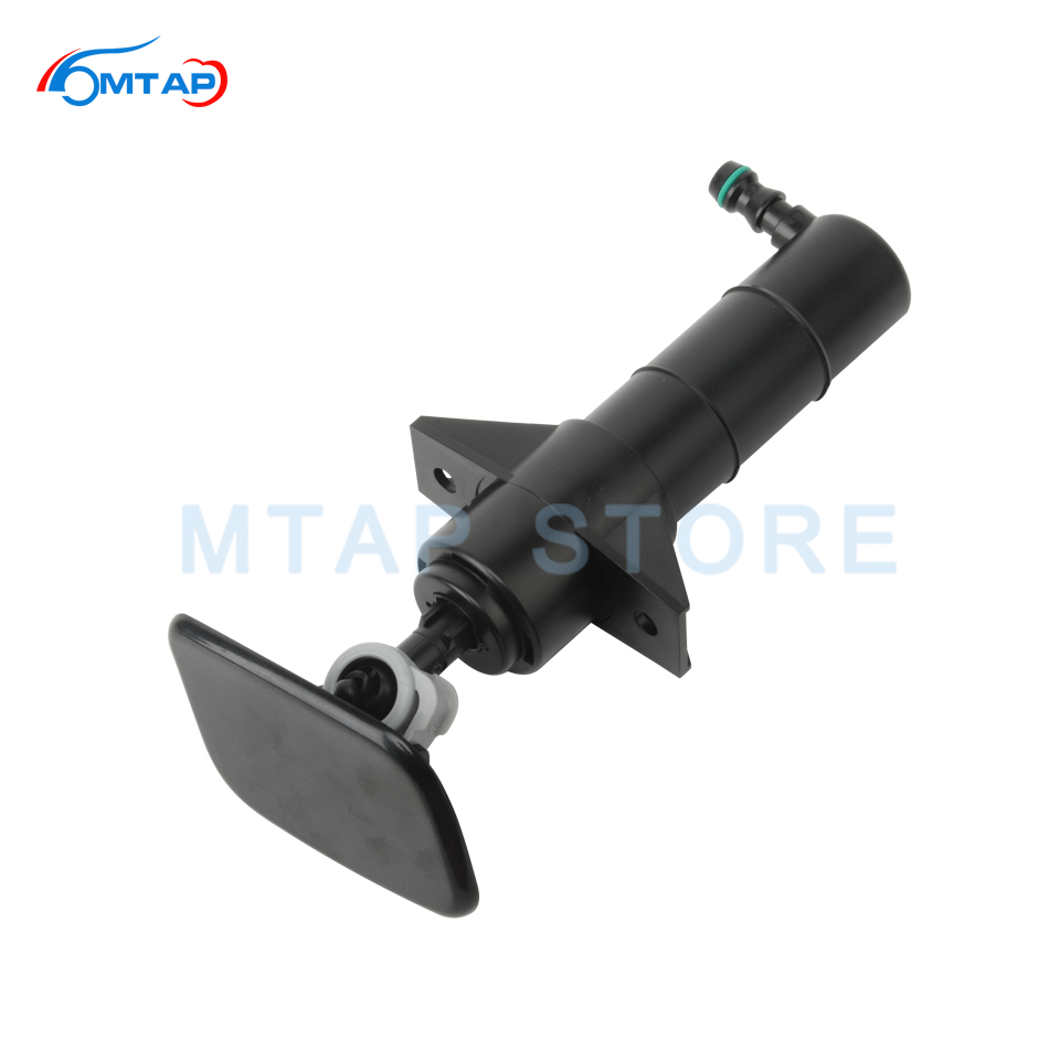 <font><b>Headlamp</b></font> Light Cleaning Sprayer Cap+Actuator For Hyundai I45 Sonata 8 YF 2010 2011 2012 2013 Head light <font><b>Washer</b></font> Pump+<font><b>Cover</b></font> Lid image