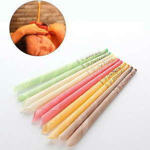 Ear-Wax 10pcs/Lot Fragrance Removal-Cleaner Coning-Treatment Care Indiana-Therapy Healthy
