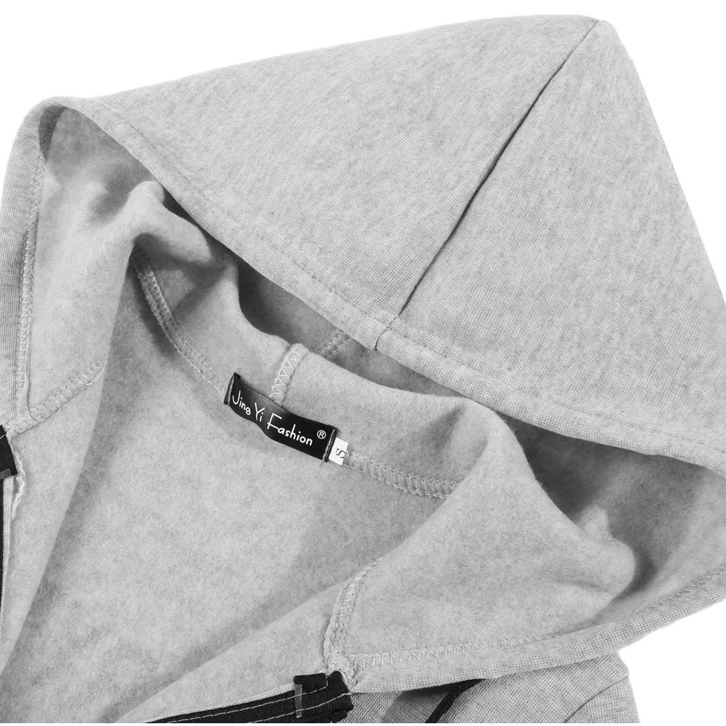 Soft Letter Printed Hoodie for Women 2