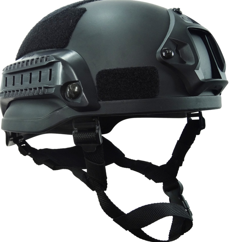 Mich2002 Helmet Guide Mobile Field Operations Army Fans Game Men's CS Riding Helmet Tactical Helmet Riot