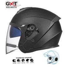 GXT bluetooth Motorcycle Helmet headset Biker Moto Helmet ea