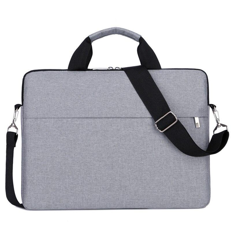 Men's 15-inch Office Bag Oxford Cloth Carteras Hombre Briefcase Light Women Computer Bag Men Handbag Office Bags For Women 2019