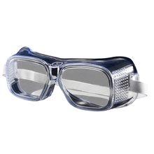 Dropshipping feminino à prova de vento areia anti-impacto anti-nevoeiro anti-respingos óculos aoggle escudo unisex cozinha uso exterior