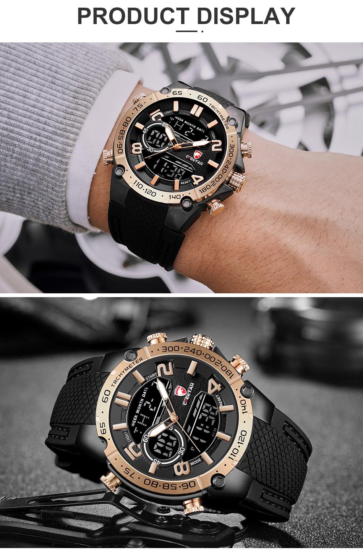 H6c13611ea74b453b9f128af0a861f3a3h Top Luxury Brand CHEETAH Men Watch Fashion Sports Wristwatch Digital Quartz Analog Clock Waterproof Watch Men Relogio Masculino