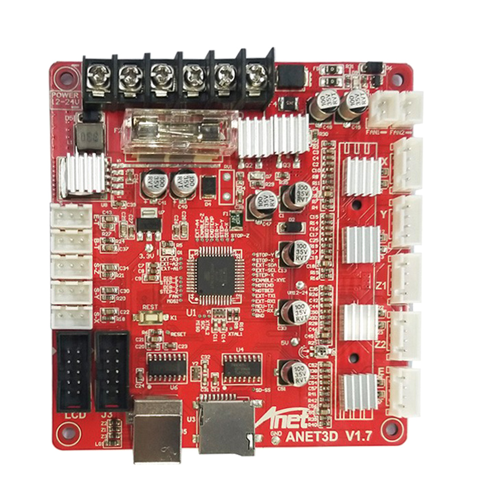 Control Mother Board Mainboard For ANET A8 DIY 3D Printer
