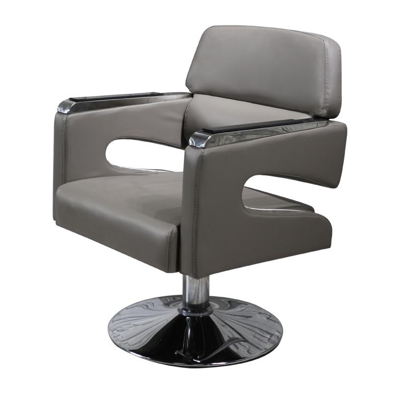 High-end Hairdressing Chair Lifting Haircut Chair Barber Shop Chair Hair Salon New Hairdressing Chai