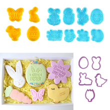 Biscuit-Cutter Supplies Cookie-Mold Baking-Tools Cupcake Easter Animal Party Food-Grade