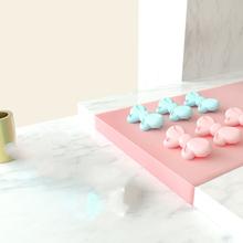 Dziecko agrafka kreskówka słodki miś miłość motyl dziecko ręcznik śliniak Pin pieluchy dla dzieci wyposażeniem ochronnym zestaw tanie tanio Nowość Cartoon SD462960 Unisex Śliniaki i burp płótna blue pink green 12*2cm 4 72*0 79in plastic