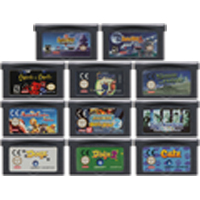 32 Bit Video Game Cartridge Console Card for Nintendo GBA EDU TCG Education Simulation Game Series Edition