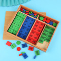 Деревянная доска для умножения, материалы Монтессори, математическая игра для дошкольного обучения, подсчет-стол, инструменты для детей, новинка