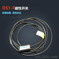 10pcs Free Shipping CS1 F Red LED Pneumatic Cylinder Magnetic Sensor Reed Switch ,DC AC 5V 240V