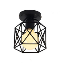 Nordic Creative Lamps Lanterns Personality Modern Simple Porch Balcony Hall Cloakroom Lamp Corridor Small Ceiling Lamp