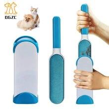 3 pçs/set Ferramenta Pincel Cão Multi-funcional Pet Depilação Escova Escova de Limpeza de Móveis do Dobro-Lado de Pele De Gato Lint Escova Pente Para Animais de Estimação