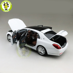 1/18 Almost Real S600 2016 S CLASS S-CLASS Diecast Model Car Toys Boy Girl Gifts