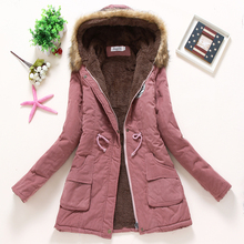 ZOGAA Women Winter Warm Fur Coat Female Autumn Hooded Cotton Fur Plus Size Basic