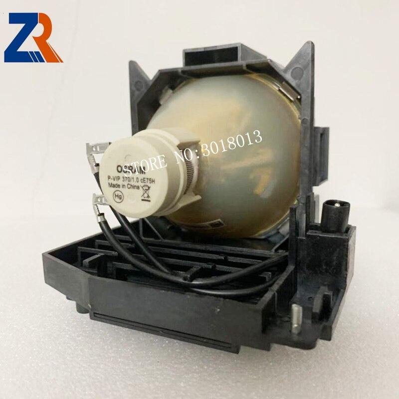 Оригинальная Лампа для проектора с корпусом, модель ZR, 370 Вт, DT01581