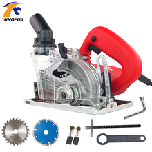 Saw Wood-Cutting-Machine Metal Cutter Brick Multi-Function Electric-Wood High-Power 220V