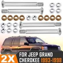 2sets For Jeep Grand Cherokee 1993 1994 1995 1996 1997 1998 Door Hinge Pin Bushing Repair Tools Kit Car Accessories