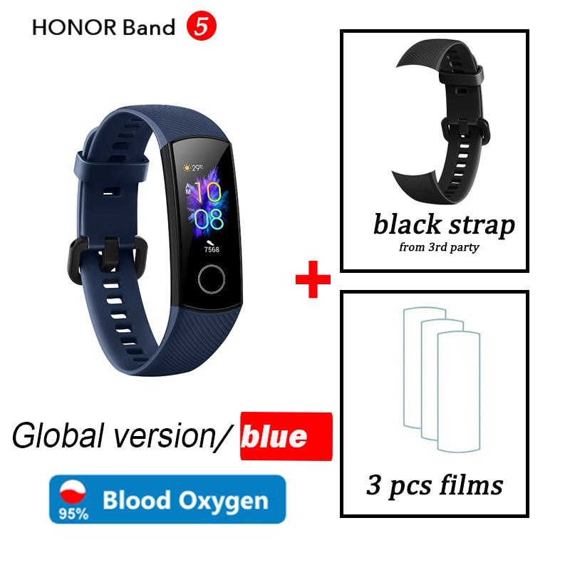 blue global black