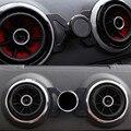 Поворотный на 360 градусов держатель мобильного телефона GPS аксессуары Подходит для Audi A3 S3 8V автомобильный держатель телефона выхлопное отве...