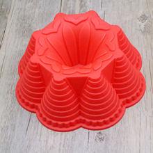 Силикагелевый 6 дюймовый креативный торт в воздушном стиле мусс