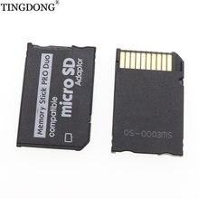 Поддержка адаптера карты памяти micro sd к адаптеру для psp