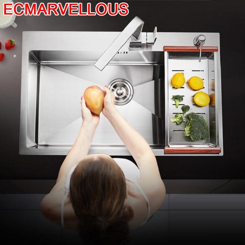Tarjas Para Keuken Gootsteen Faucet Zlewozmywak Lavello Portable Acero Inox Cuba De Cocina Fregadero Pia Cozinha Kitchen Sink