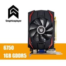 Graphics HD6750 1GB / 1024MB 128BIT GDDR5 Video Card for AMD ATI HD6700 Series