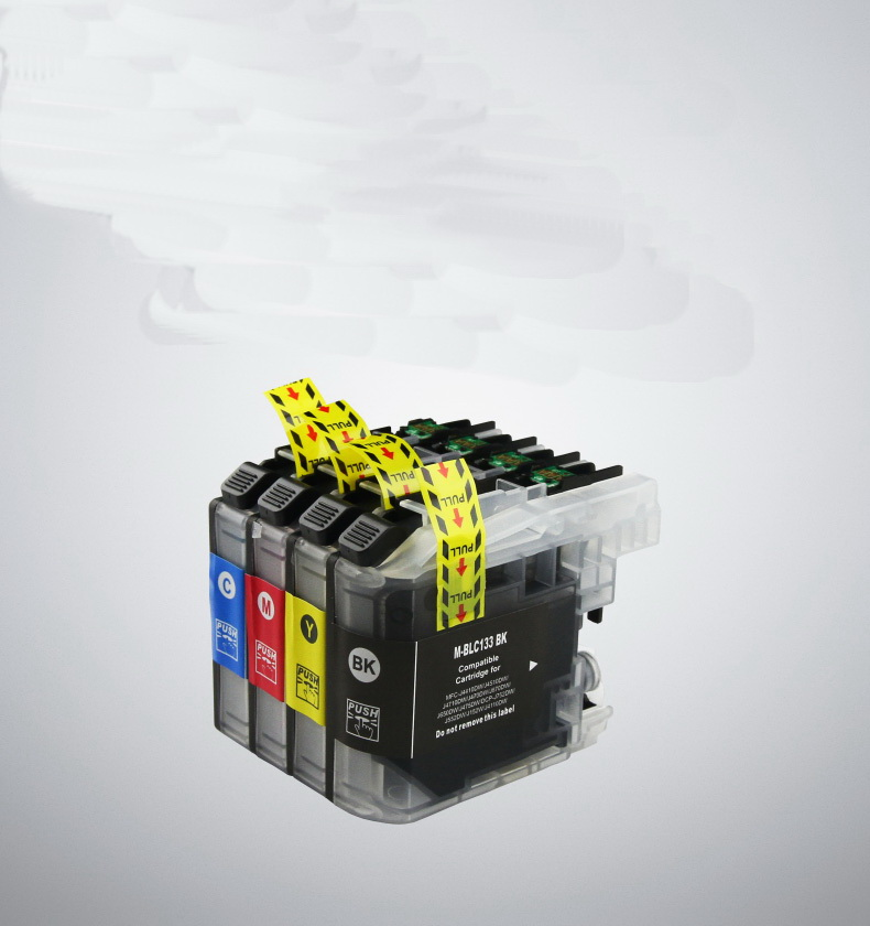 Compatible For Brother LC133 LC131 Ink Cartridge For Brother MFC-J245 J470DW J475DW J650DW J870DW DCP-J152W J172W J552DW J752DW