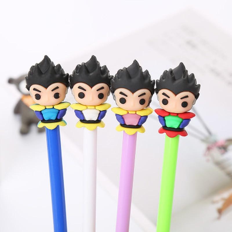 Flying Man Gel Pen 0.5mm Novelty Cute Pens Cute Stationery Writing Cartoon Gel Pens Student Kawaii Pen Kawaii School Supplies