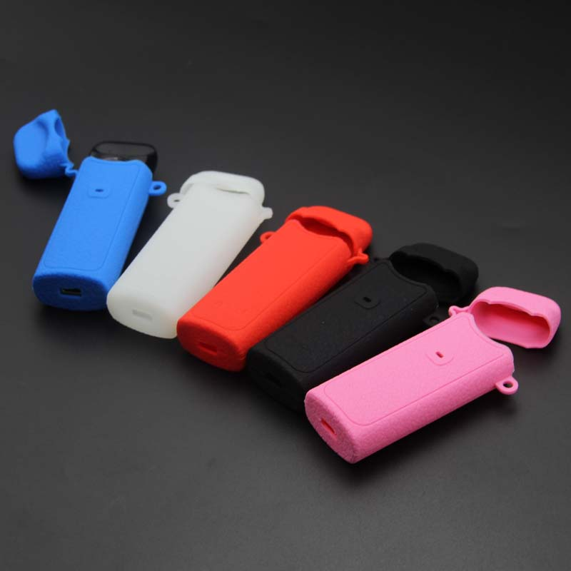 New Smok Nord Silicone Case Pod Kit Protective Durable Cover Skin Sleeve