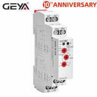 Free Shipping GEYA GRL8 Water Level Controller Liquid Relay 10A  AC DC 24V 220V Wide Range Voltage Water Pump Relay