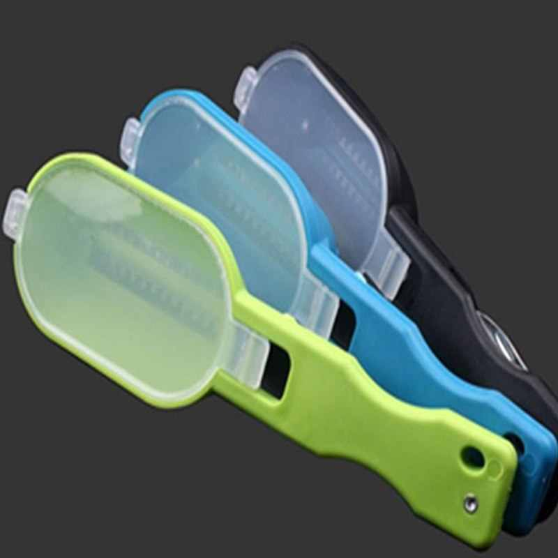 1 قطعة الفولاذ المقاوم للصدأ سكين سكينر المأكولات البحرية أداة اكسسوارات المطبخ مزيل مقياس السمك مع غطاء تنظيف السمك الجلد التحجيم