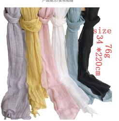 byx narrow, long silk scarf, Japanese Mori girl, wild literary and art, long silk scarf, women