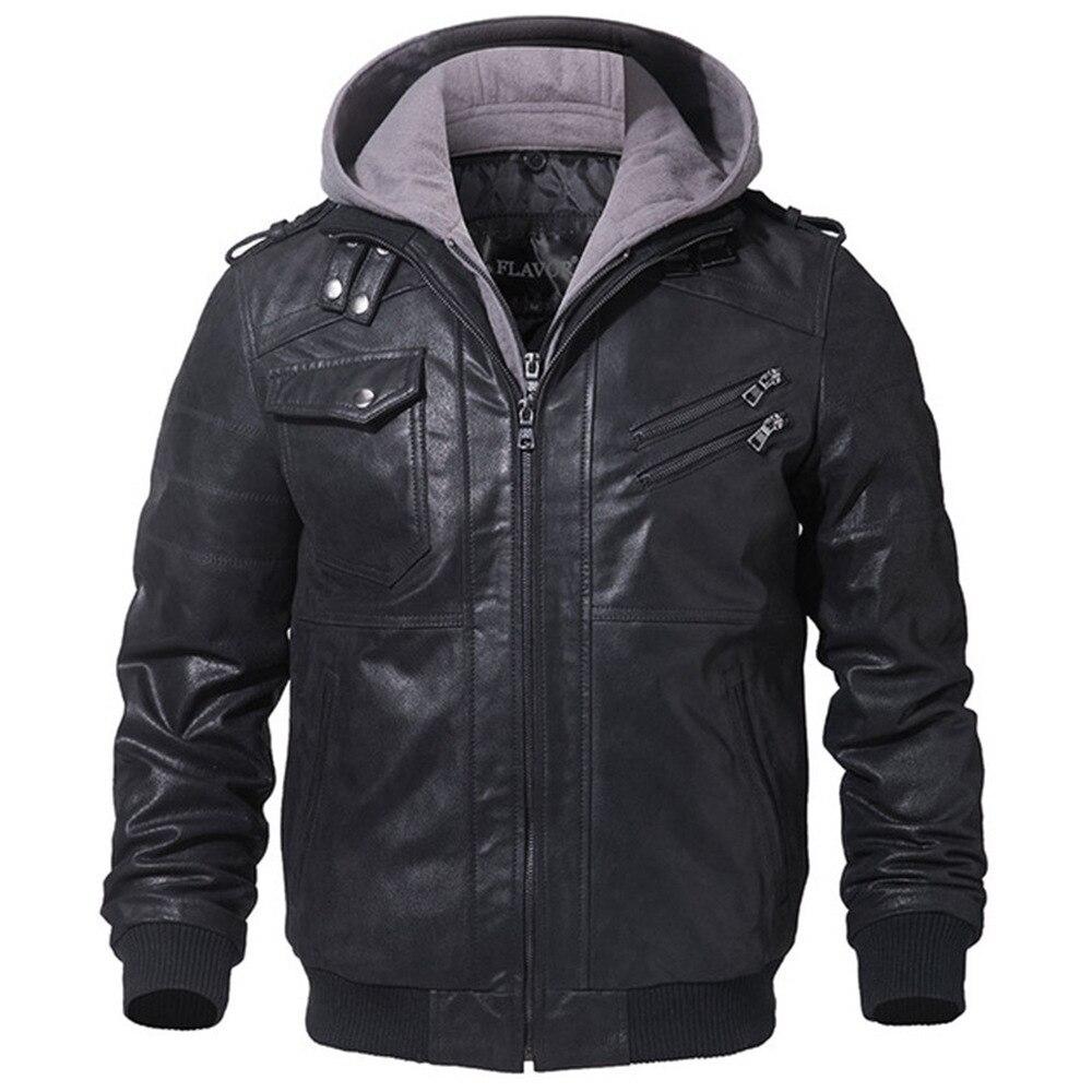Frauen Herbst Und Winter Neue Produkte Tasche einteiliges Pelz Motorrad Mantel Gebürstet Und Dicke Warme Jacke - 2
