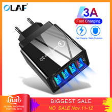 OLA USB Charger Quick Charge 3.0 Fast Charger QC3.0 QC Multi