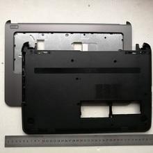 New laptop Upper Cover Case palmrest +bottom case base cover for HP