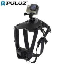 PULUZ arnés ajustable para el pecho para GoPro HERO 9, 8, 7, 6, 5, SJCAM, SJ8, SJ9, DJI, OSMO, montaje de cámaras de acción