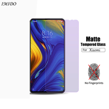 IMIDO Full Cover Anti Blue Tempered Glass for Xiaomi Mi A3 Anti-Blue Screen Protector Protective Film