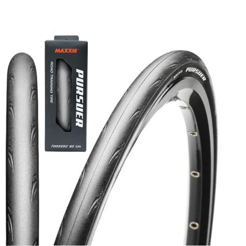 Maxxis Detonator 700x23C Road Bike Foldable Clincher Tires Red 1 or 2 Tyres