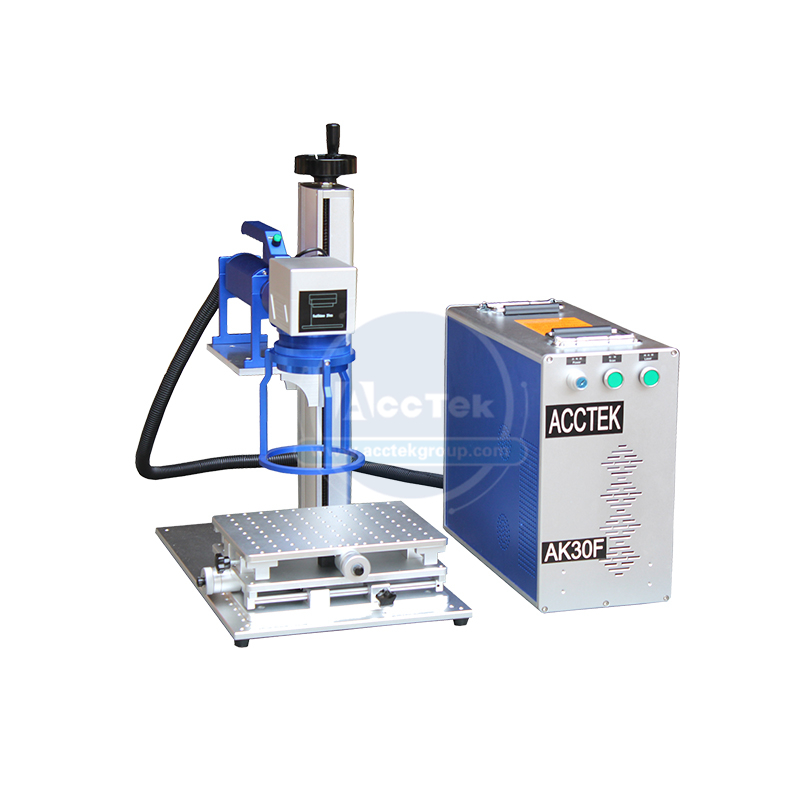 High Efficiency Laser Marking Machine Handheld Laser Marking Machine 30w Fiber Laser Marking Machine Metal