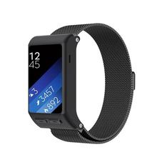 24cm watchband Accessory Wristbands Milanese Magnetic Loop Stainless Steel Band wrist strap For Garmin vivoactive HR